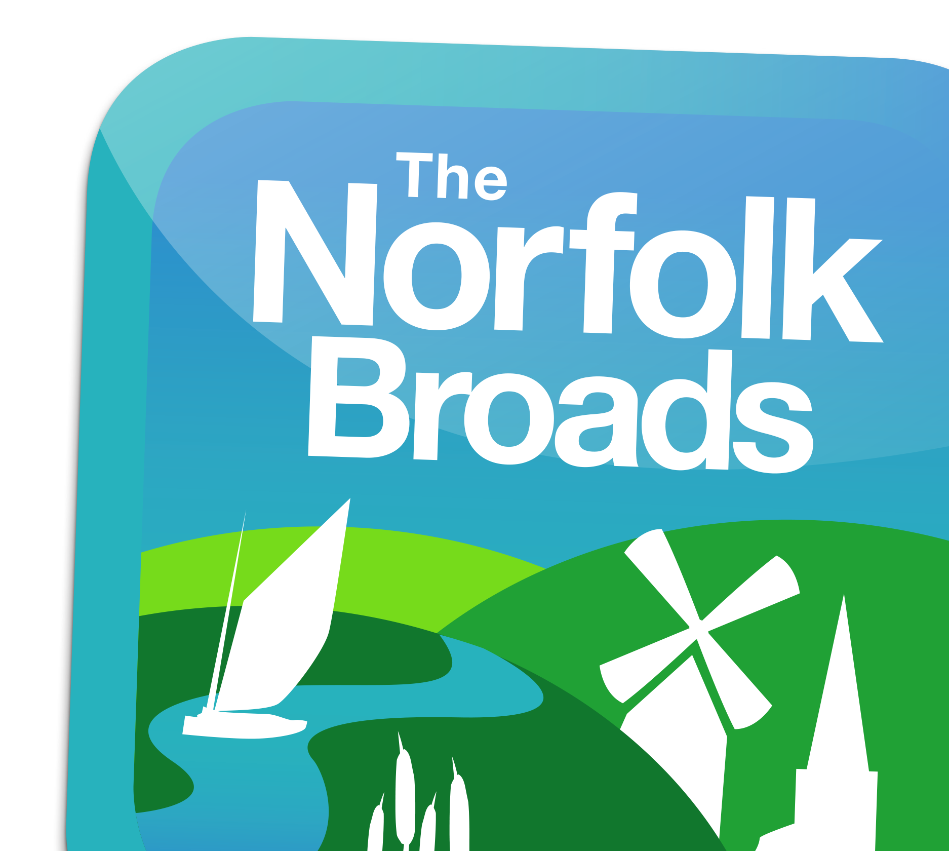 The Norfolk Broads App